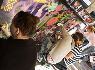 ATL Street Art Workshop April 2016