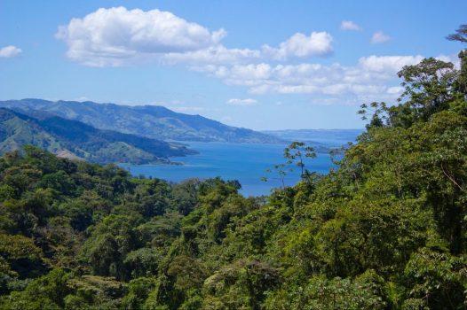 Arenal Lake, Costa Rica