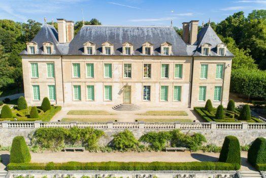 Chateau d'Auvers, Paris, France