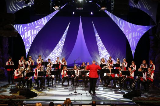 Perform at Disney - Instrumental Band performing at Disneyland® Paris! ©Disney