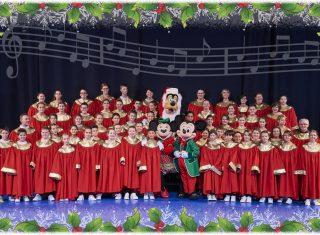 Disney Performing Arts - Lets Sing Christmas ©Disney
