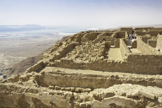Israel, Masada, Religion, Student Travel, School Trip © Alberto Peral, ThinkIsrael.com