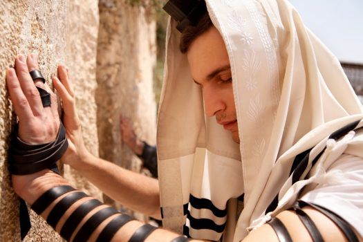 Israel, Jerusalem, Western Wall, Wailing Wall, Religion, Student Travel, School Trip © Noam Chen, ThinkIsrael.com