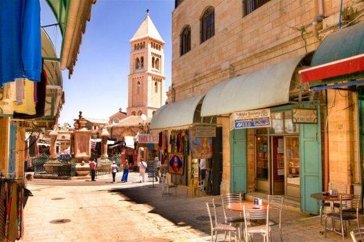Streets of Jerusalem, Israel Religion, Student Travel, School Trip @ThinkIsrael.com