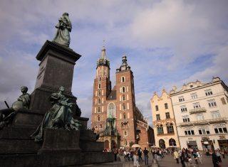 Krakow - kościół Mariacki ©Polish tourist Organisation