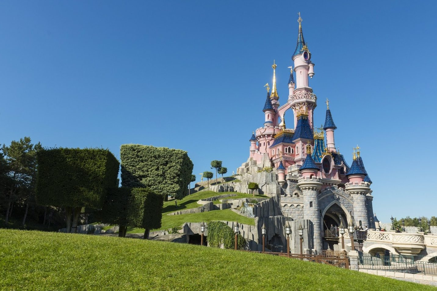 Museums and Magic - Sleeping Beauty Castle