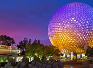 Disney Cup International - Spaceship Earth at Epcot