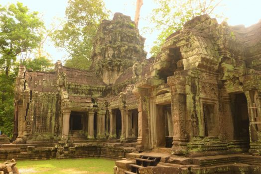 Cambodia, Angkor Archaeological Park, Ta Phrom, Siem Reap, school trip, student travel, educational travel,
