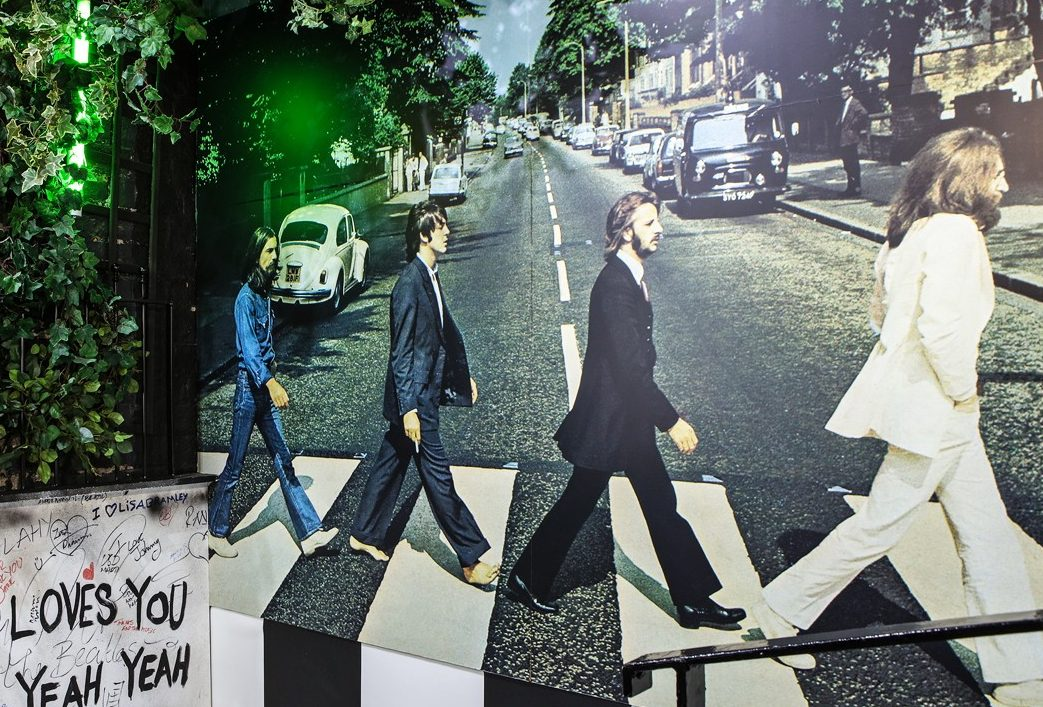 Abbey Road, Liverpool, North West © The Beatles Story