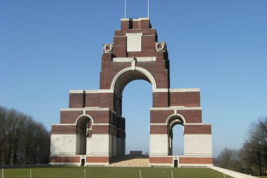Thiepval and Visitor Centre