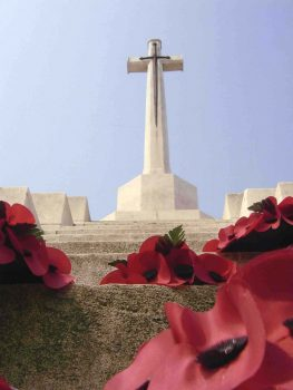 Tyne Cot Cemetary ©Commonwealth War Graves Commission