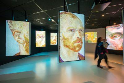 Chateau d'Auvers, Paris, France - Impressionist Exhibition (06-NCN)